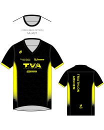 TVA CS APEX Shirt korte Mouw Man