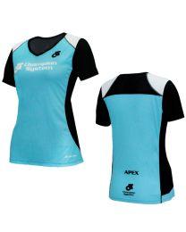 APEX Shirt Korte Mouw Vrouw