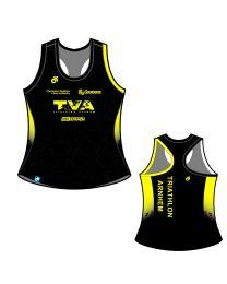 TVA CS Donna Forte Bella Racerback Singlet