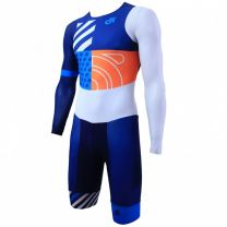 APEX Elite Speedsuit - Rits achter