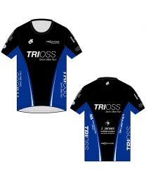 Trioss PERFORMANCE Shirt Korte Mouw