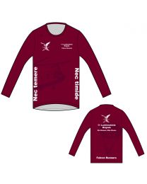 Falcon Runners CS Performance Hardloop Shirt Lange Mouw