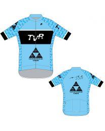 TVR PERFORMANCE+ Shirt Korte Mouw