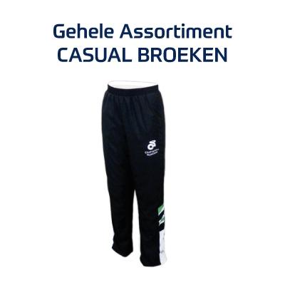 Custom Casual Broeken