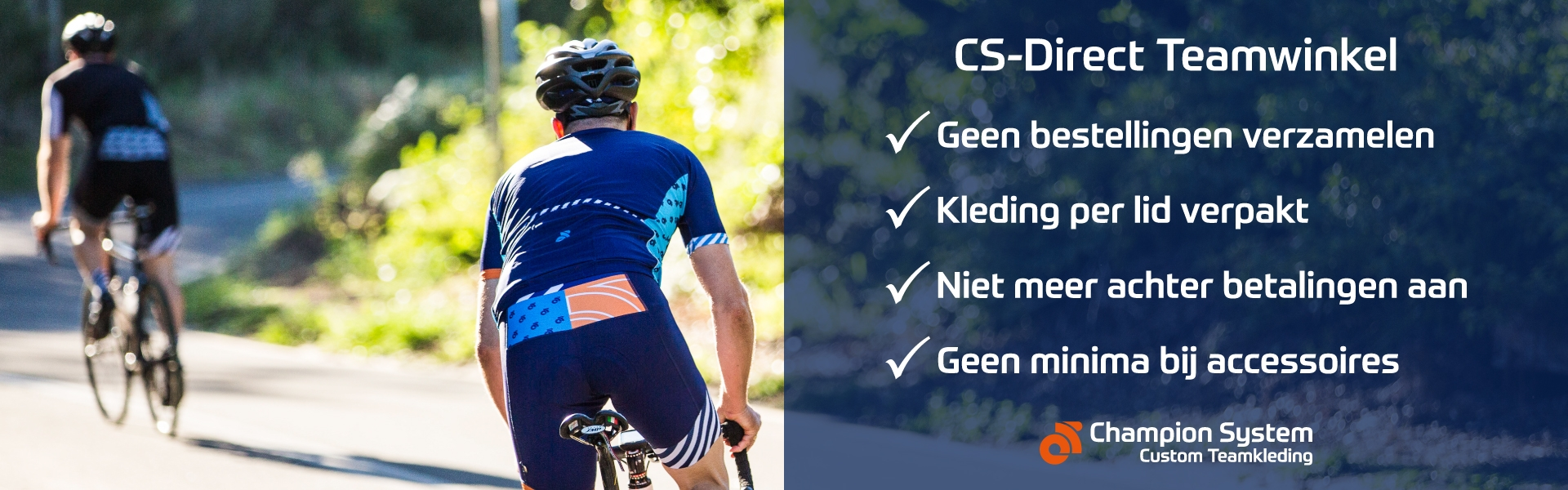 CS Direct teamwinkel